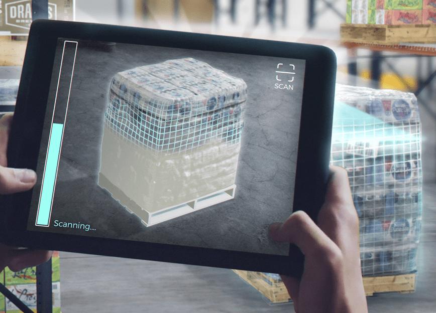 Digitalization of an object
