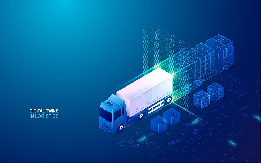 Digital Twin Application in Logistics