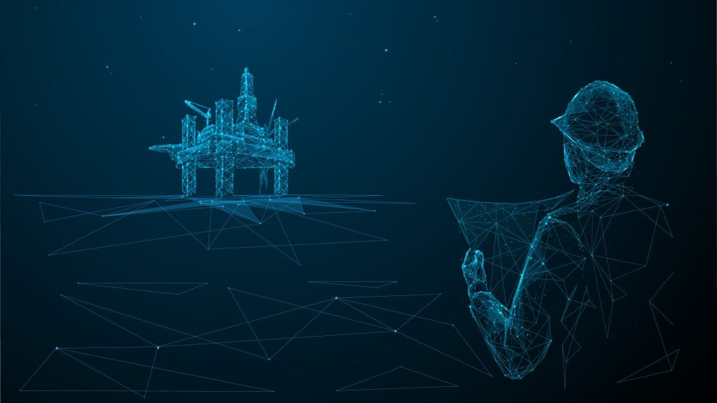 How oil and industry operators benefit from digital twin technology
