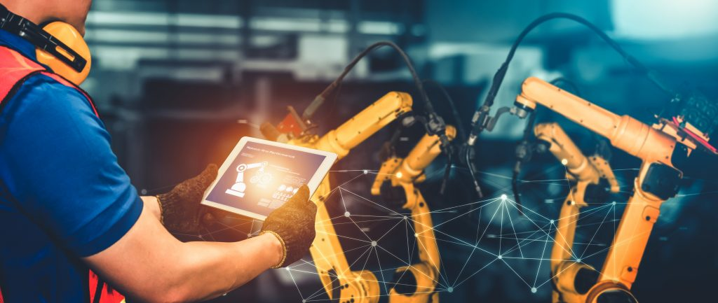 Maintenance and Repair of Industrial Robots